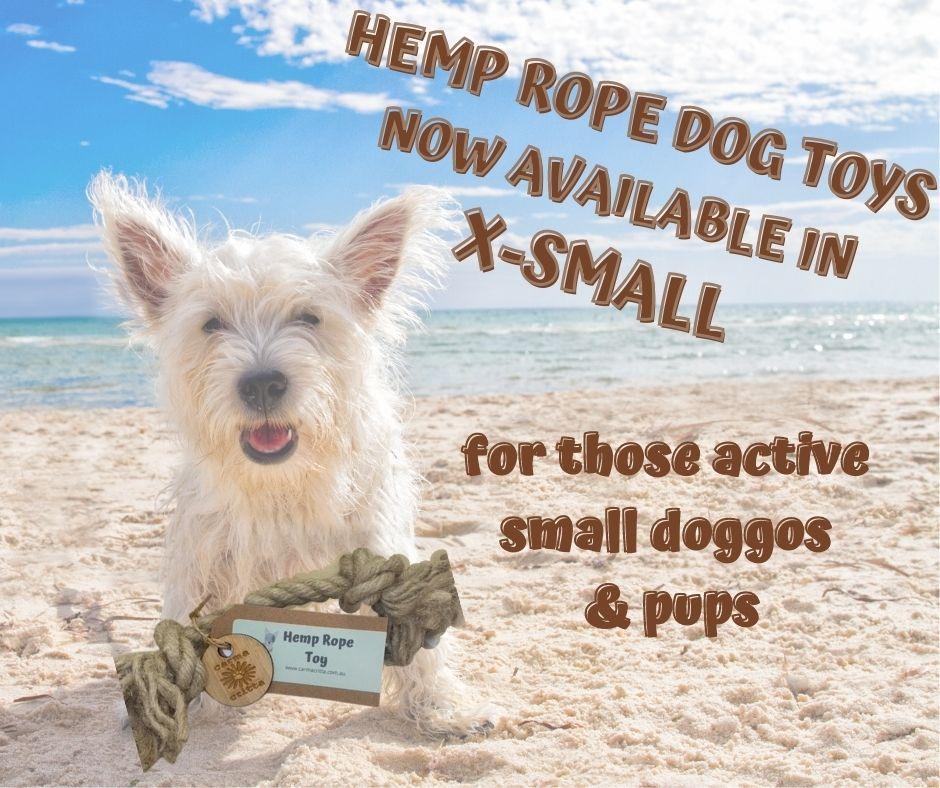 Hemp Rope Dog Toy