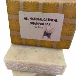 Oatmeal Shampoo Bar